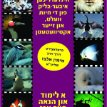 26a) Yiddish Animals Show